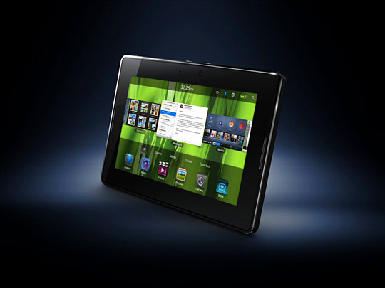 blackberry playbook images. the Blackberry Playbook